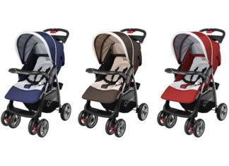 Pierwszy wózek dla dziecka - jak go wybrać?