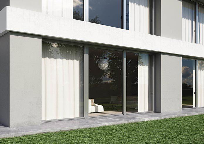 Okna aluminium - uniwersalność, bezpieczeństwo i szczelność