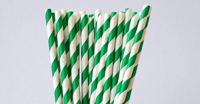 Bądźmy bardziej ekologiczni - słomki papierowe