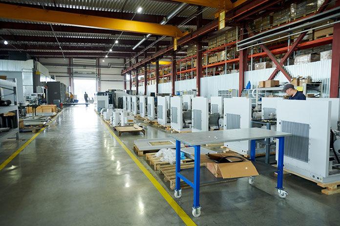 Ceniony producent konstrukcji ze stali